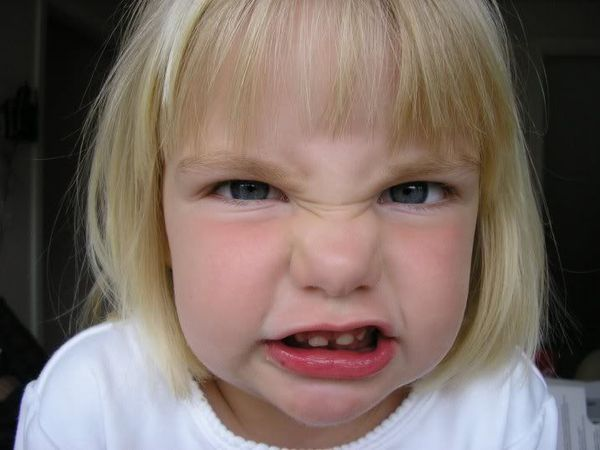 Amazing funny angry faces