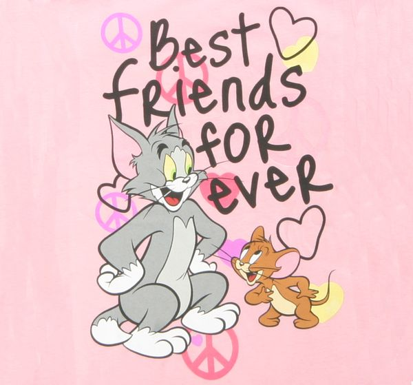 Best friends forever Tom & Jerry