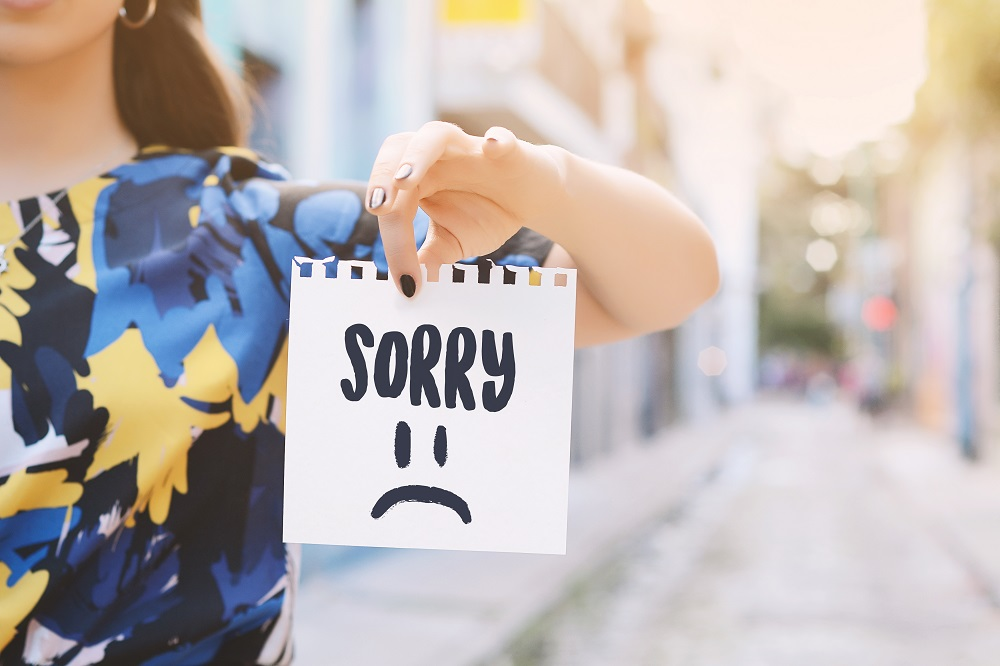 I Am Sorry Text Messages