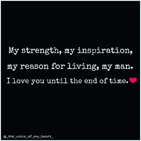 Cute You are My Everything Quotes for Him