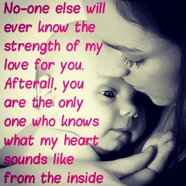Startling Emotional Mother and Son Love Quotes