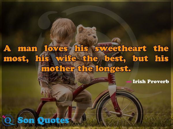 Unbelievable Emotional Mother and Son Love Quotes
