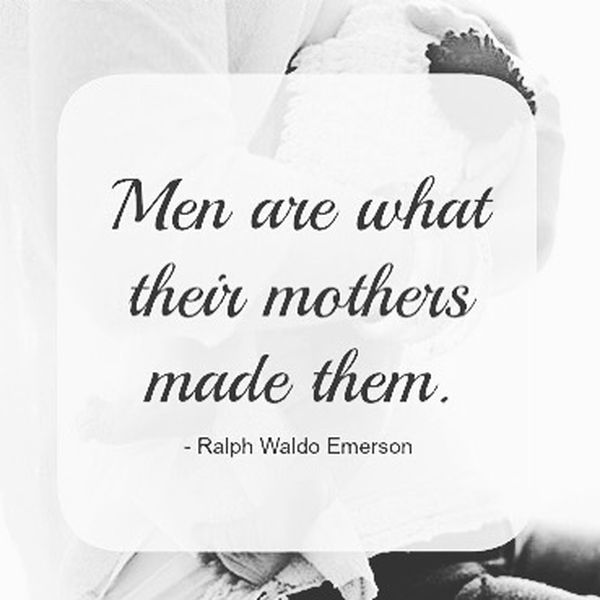 Cool Heartwarming Mommy and Son Relationship Quotes