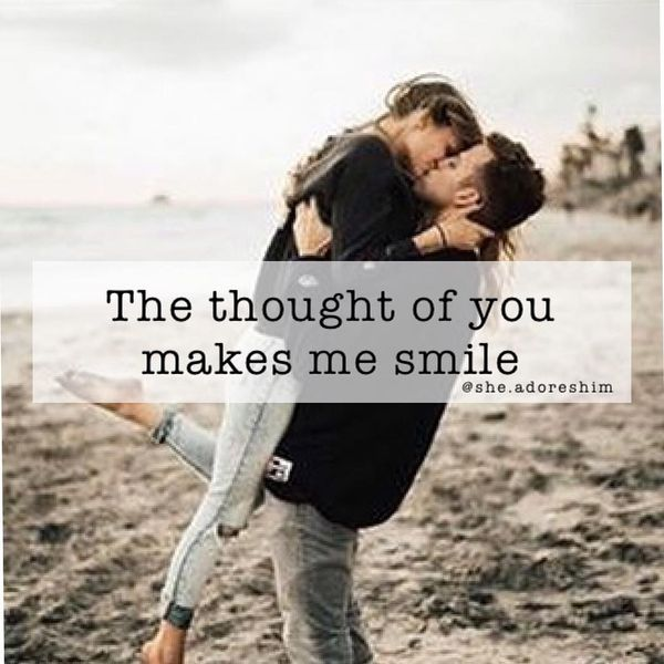 Thinking of You Amazing Quotes