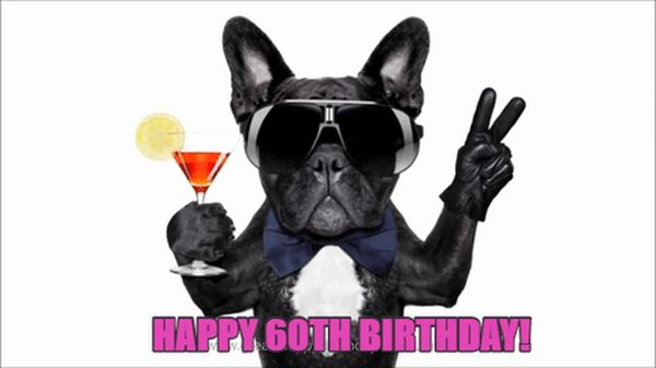 Awesome 60th Birthday Memes and GIFs 4