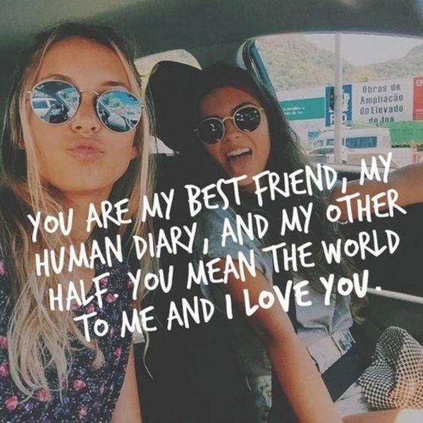 Cool BFF Quotes