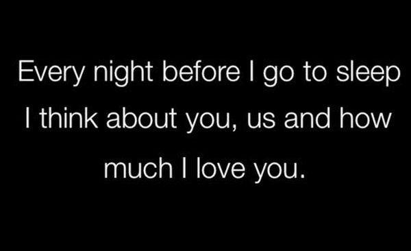 Attractive Goodnight Text Messages For Her